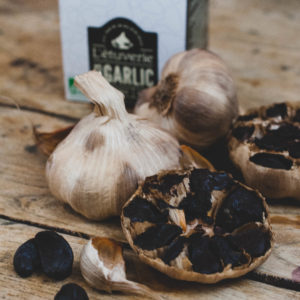 Tête Ail noir bio - Organic Black Garlic Head