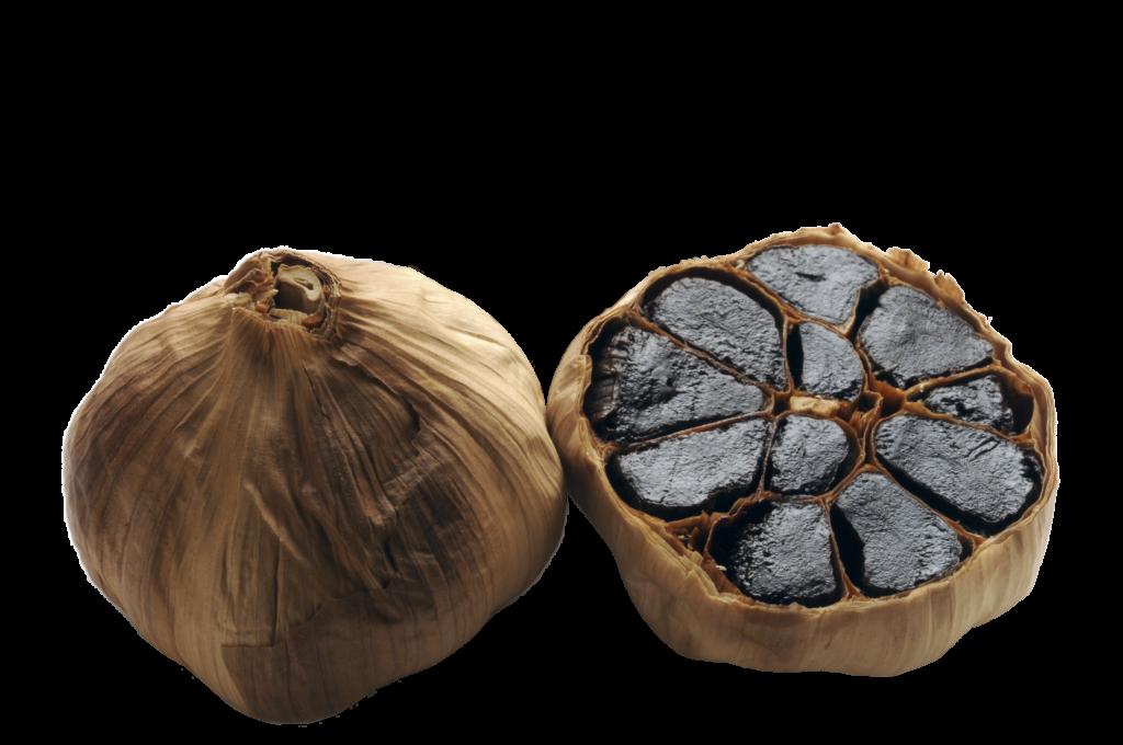 Ail noir - Black Garlic -
