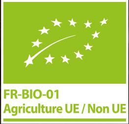 Logo Bio Europe Certifié